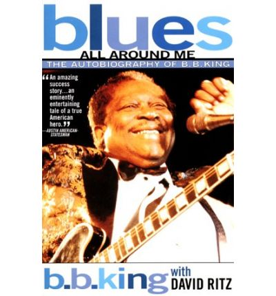 B B King Blues All Around Me 1st Ltd Signed Edition EASTON No. 629 of 1,350