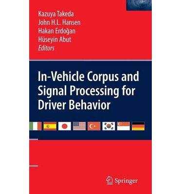 Download free books pdf online In-vehicle Corpus and Signal Processing for Driver Behavior in Finnish PDF ePub MOBI
