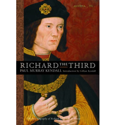 Paul murray kendall richard iii the great debate