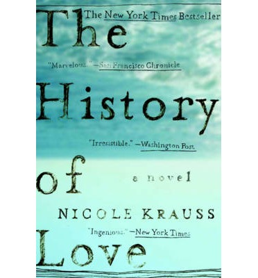 the history of love pdf
