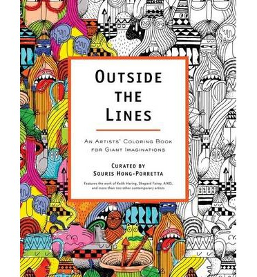 Outside The Lines Souris Hong Porretta 9780399162084