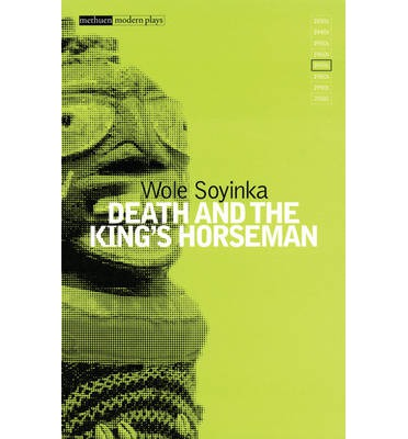 death and the king s horseman play Death and the king's, horseman, national theatre, london michael coveney sunday 12 april 2009 23:00 bst wole soyinka's 1975 play was based on the true case of the interrupted ritual suicide of the king's horseman at oyo in 1945.