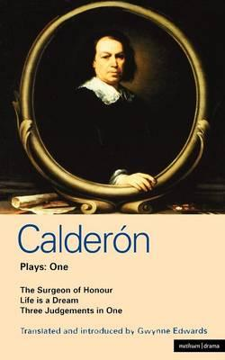 calderon life dream essay Let us write or edit the essay on your topic a close reading of life is a dream by pedro calderon de la barca what does this tell you about the nature of spanish society, about its values, social mores, expectations, political culture with a personal 20% discount.