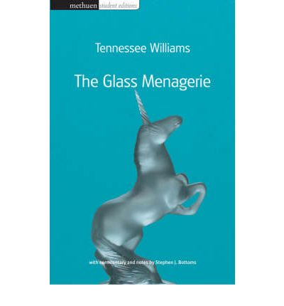 the use of unicorn as a symbol in tennessee williams the glass menagerie Symbolism is the part and parcel of the glass menagerie we have already known that tennessee williams has not succumbed to the temptation of the nineteenth century realism.