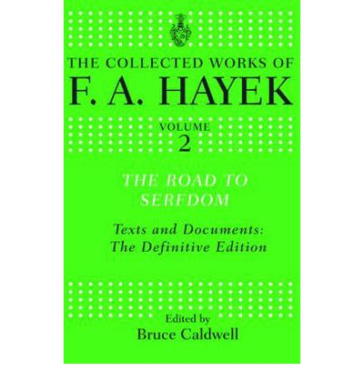 hayek road to serfdom pdf