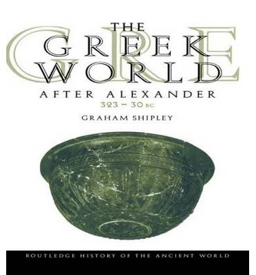 The Greek World After Alexander 323 -30 BC