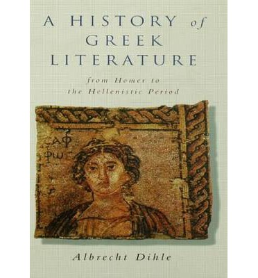 History of Greek Literature