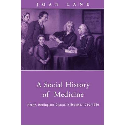 Health and Medicine Between 1750 and 1900