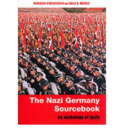 Nazi Germany sourcebook