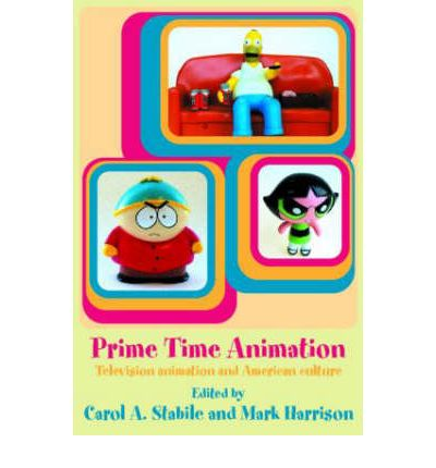 prime time animation essay