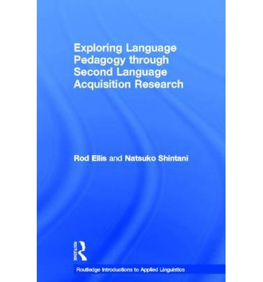 research papers on second language acquisition
