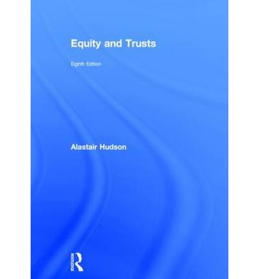 equity and trusts Equity and the law of trusts in ireland the third edition of this well-established legal text provides a comprehensive treatment and analysis of the area of equity.