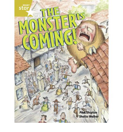 Rigby Star Guided 2/P3 Gold Level: The Monster is Coming