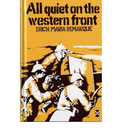 the comradeship in war in all quiet on the western front by erich maria remarque Considered by many the greatest war novel of all time, all quiet on the western front is erich maria remarque's masterpiece of the german experience during world war ii am young, i am twenty years old yet i know nothing of life but despair, death, fear, and fatuous superficiality cast over an abyss of sorrow.