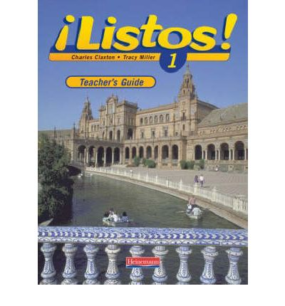 Listos 1: Teacher's Guide