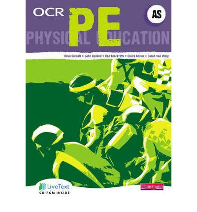 OCR AS PE Student Book