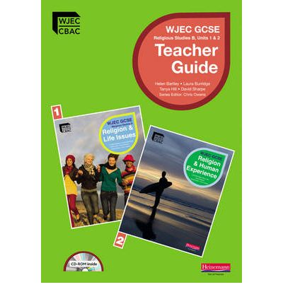 GCSE WJEC Religious Studies B: Teacher Guide (unit 1 & 2) with Editable CDROM