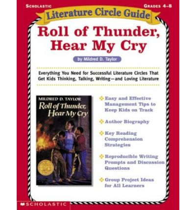 a literary analysis of roll of thunder hear my cry Supersummary, a modern alternative to sparknotes and cliffsnotes, offers high-quality study guides that feature detailed chapter summaries and analysis of major themes, characters, quotes, and essay topics this one-page guide includes a plot summary and brief analysis of roll of thunder, hear my cry by mildred taylor.