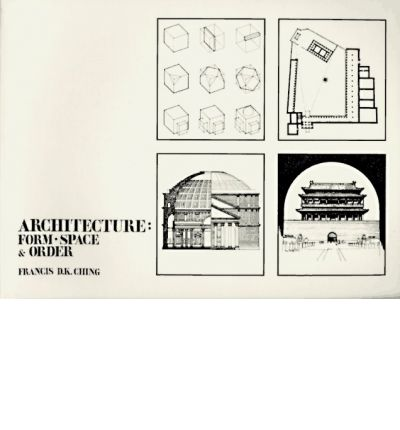 architecture : francis d. k. ching : 9780442215354