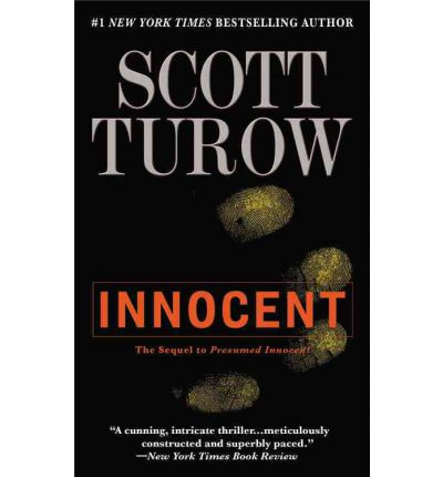 an analysis of the book innocent by scott turow Innocent by scott turow (audio book: unabridged hachette isbn 978-1-60024-921-1) i use the movie version of presumed innocent, the predecessor to turow's latest legal tome, as a prompt in my criminal law class at the university of wisconsin-superior i love harrison ford's characterization.