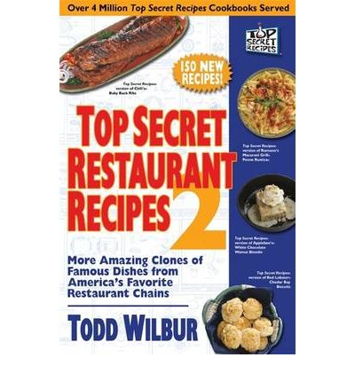 1st top secret recipe book i got and i love! ive made several recipes in here & they do taste like the real thing! kfc biscuits & yoo hoo drink are my favorites!! top secret recipe books are a MUST HAVE!!/5(3).