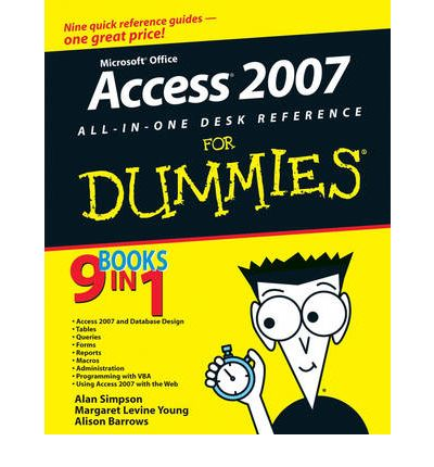 Download Pdf Microsoft Office Access 2007 All In One Desk