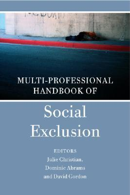 social exclusion evidence Social exclusion and forms of social capital: czech evidence on mutual links overcome the consequences of the economic dimension of social exclusion and.
