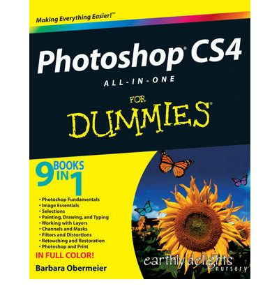 Photoshop CS4 For Dummies by Peter Bauer