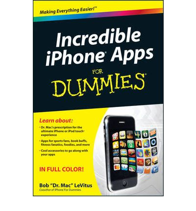 Iphone  User Guide For Dummies