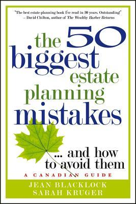 Descarga gratuita de audiolibros para tabletas Android The 50 Biggest Estate Planning Mistakes... and How to Avoid Them by Jean Blacklock, Sarah Kruger (Literatura española) PDF
