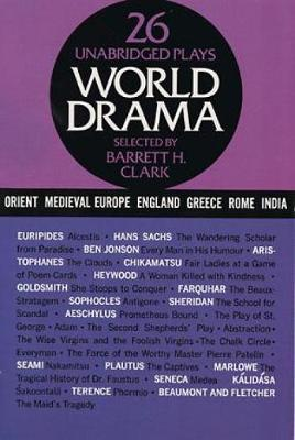 World Drama: Volume 1