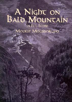 Moussorgsky : Night on Bald Mountain (Score)