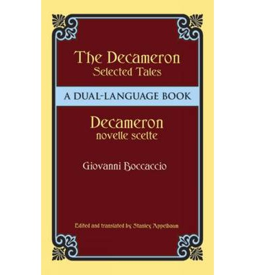 a review of the decameron a book by giovanni boccaccio Review: decameron by giovanni boccaccionicholas lezard finds some timely tales from the wheel of fortune.