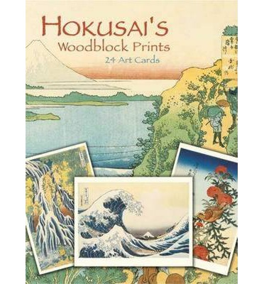 Hokusai's Woodblock Prints