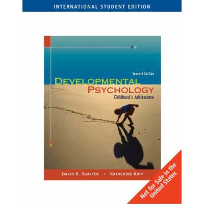 developmental psychology and child