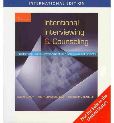 toward intentional interviewing and counseling Intentional interviewing and counseling has 326 ratings and 15 reviews hugh said: one of the strongest texts for learning the basic skills needed in cou.