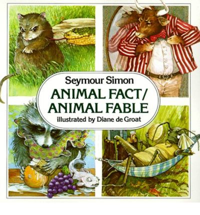 animal fable A fable is a short story that teaches a lesson or conveys a moral sometimes, the characters are animals that act and talk like animals.