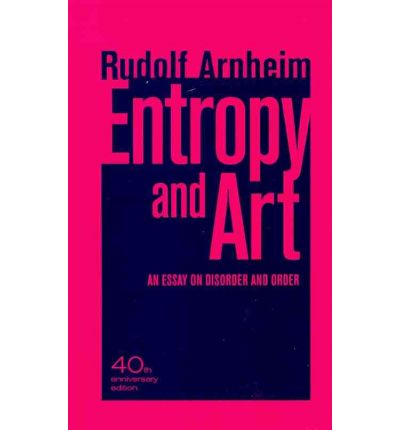 Entropy and Art