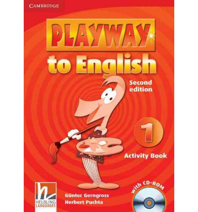 Playway to English Level 1 Activity Book with CD-ROM: Level 1