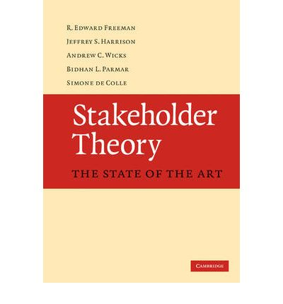 Stakeholder theory de beers