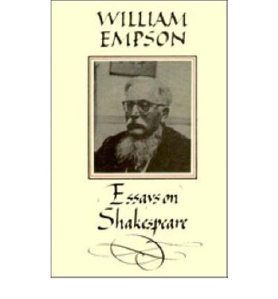 edited collection of essays on shakespeare