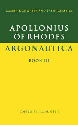 Apollonius of Rhodes:Argonautica Book III