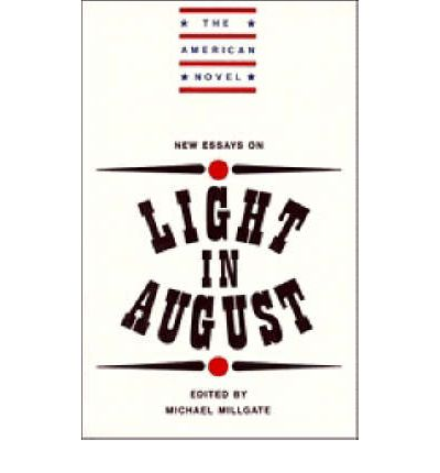 Light in august essay