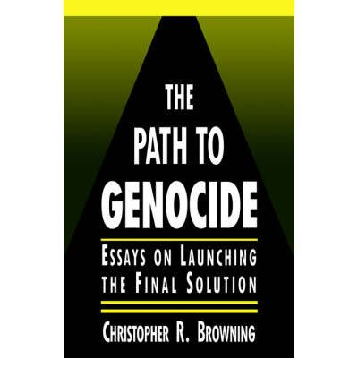 atrocity essay genocide history holocaust mass memory Holocaust history and stories holocaust essays: the doctors of the holocaust this essay examines the involvement and actions of the doctors of the holocaust.