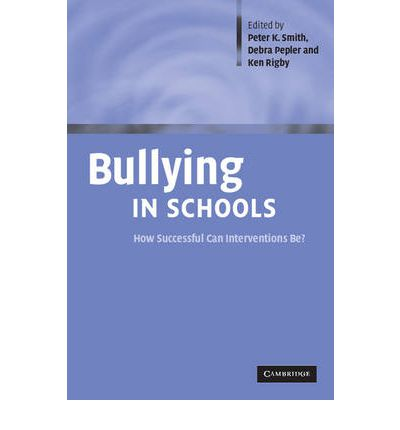 are antibullying strategies in schools successful A range of school-based measures and strategies through which all members  introduction this pdst anti-bullying support material is intended to be used by schools to assist them in  the development of a school wide anti-bullying policy.