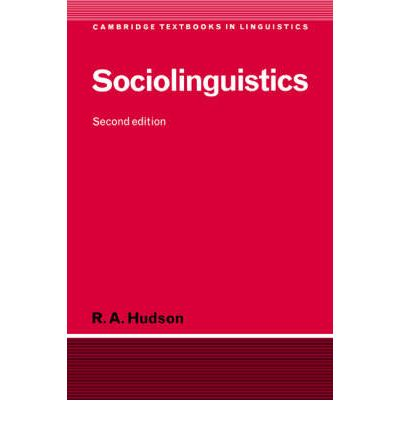 linguistics and sociolinguistics An introduction to sociolinguistics, 7th edition continues to be the most indispensable and accessible introduction to the field of sociolinguistics for students in applied and theoretical linguistics, education, and anthropology.