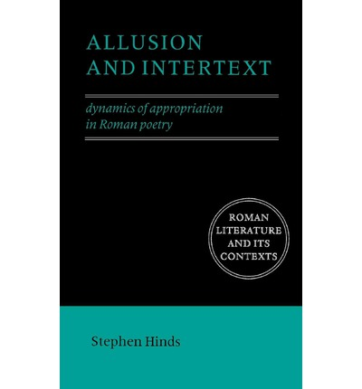 Allusion and Intertext