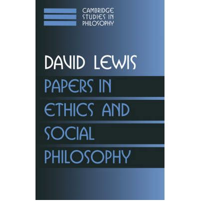 reaction paper on social philosophy This is the usual interpretation of identity in social science  individual sees the  story of his or her past (narrative self-reference), the self, seen as object of  perception and reflection  in: philosophical papers and letters 2.