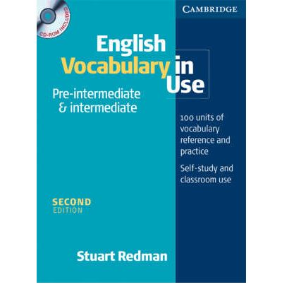 Lenny Driscoll Pdf English Vocabulary In Use Pre Intermediate And