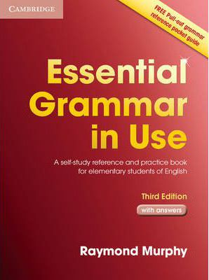 Essential Grammar In Use 3Rd Edition Cd Rom